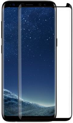 Захисне скло MakeFuture 3D для Samsung Galaxy S9 G960 Black 2