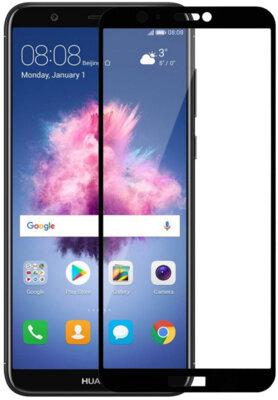 Захисне скло MakeFuture Full Cover Glue для Huawei P Smart Black 2