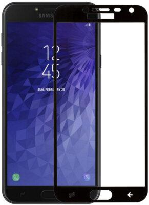 Захисне скло MakeFuture Full Cover Glue для Samsung Galaxy J4 J400 Black 2