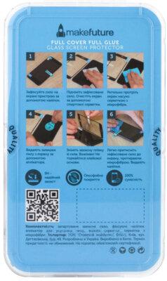 Захисне скло MakeFuture Full Cover Glue для Xiaomi Mi 8 Lite Black 2