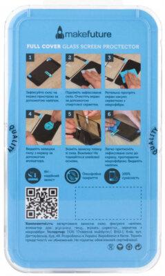 Защитное стекло MakeFuture Full Cover для Xiaomi Mi A2 Lite Black 3
