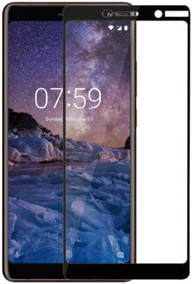 Защитное стекло MakeFuture Full Cover для Nokia 7 Plus Black 2