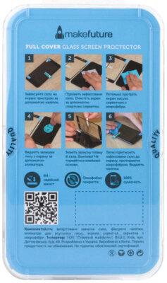 Защитное стекло MakeFuture Full Cover для Nokia 7 Plus Black 3