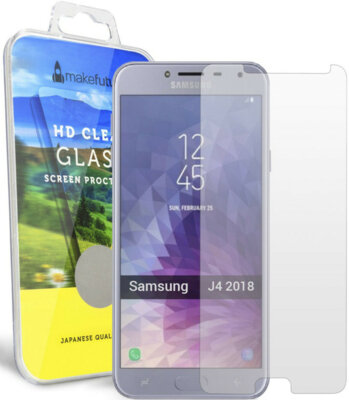 Захисне скло MakeFuture для Samsung Galaxy J4 J400 1