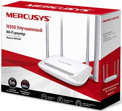 Маршрутизатор Mercusys MW325R 4