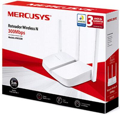 Маршрутизатор Mercusys MW305RV2 4