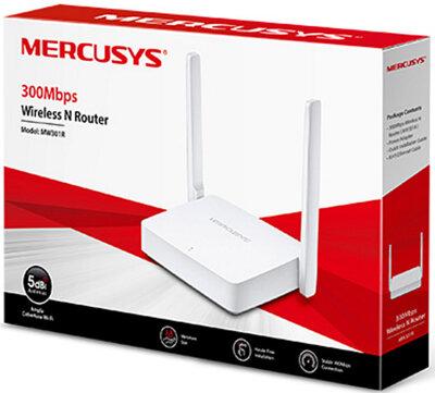 Маршрутизатор Mercusys MW301R 4