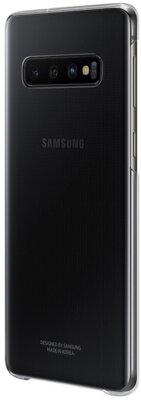 Чохол Samsung Clear Cover Transparent для Galaxy S10 G973 3