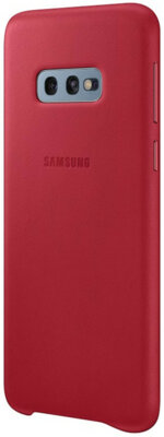 Чохол Samsung Leather Cover Red для Galaxy S10e G970 3