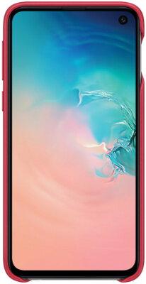 Чохол Samsung Leather Cover Red для Galaxy S10e G970 4
