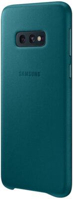 Чохол Samsung Leather Cover Green для Galaxy S10e G970 3