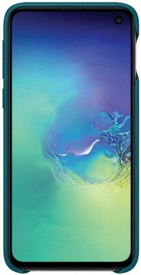 Чохол Samsung Leather Cover Green для Galaxy S10e G970 4