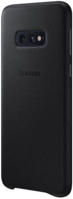 Чохол Samsung Leather Cover Black для Galaxy S10e G970 3