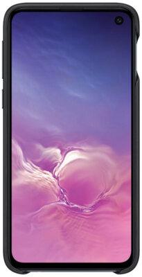 Чохол Samsung Leather Cover Black для Galaxy S10e G970 4