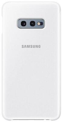 Чехол Samsung Clear View Cover White для Galaxy S10e G970 1