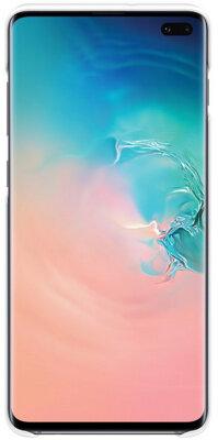 Чехол Samsung LED Cover White для Galaxy S10+ G975 3
