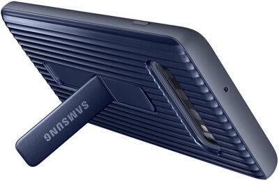Чохол Samsung Protective Standing Cover Black для Galaxy S10+ G975 4
