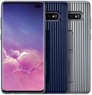 Чохол Samsung Protective Standing Cover Black для Galaxy S10+ G975 8