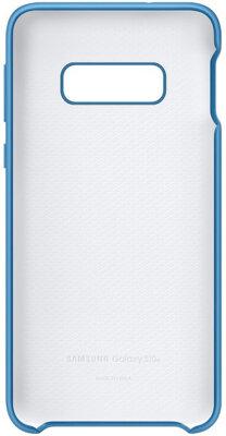Чехол Samsung Silicone Cover Blue для Galaxy S10e G970 3