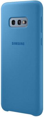 Чехол Samsung Silicone Cover Blue для Galaxy S10e G970 4