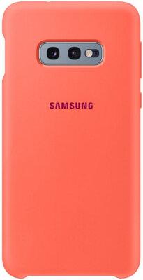 Чохол Samsung Silicone Cover Berry Pink для Galaxy S10e G970 1