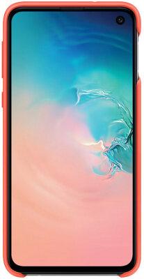 Чохол Samsung Silicone Cover Berry Pink для Galaxy S10e G970 2