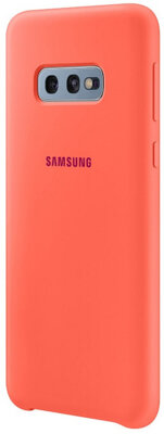 Чохол Samsung Silicone Cover Berry Pink для Galaxy S10e G970 4