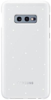 Чохол Samsung LED Cover White для Galaxy S10e G970 1