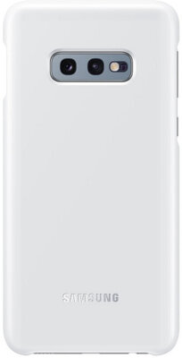 Чехол Samsung LED Cover White для Galaxy S10e G970 2