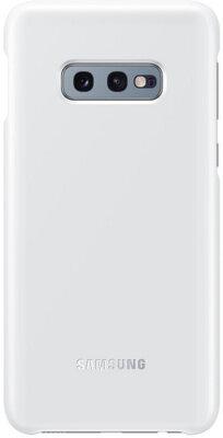 Чохол Samsung LED Cover White для Galaxy S10e G970 2
