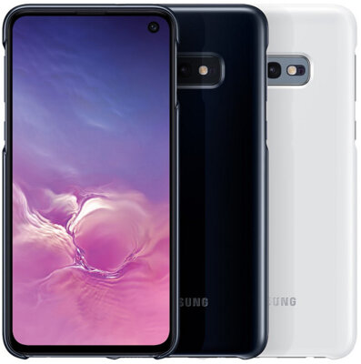 Чехол Samsung LED Cover White для Galaxy S10e G970 4