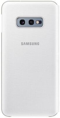 Чехол Samsung LED View Cover White для Galaxy S10e G970 2