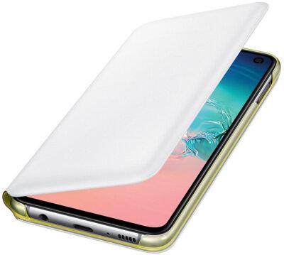 Чехол Samsung LED View Cover White для Galaxy S10e G970 4