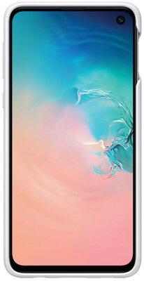 Чехол Samsung Protective Standing Cover White для Galaxy S10e G970 2