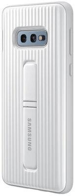 Чехол Samsung Protective Standing Cover White для Galaxy S10e G970 3