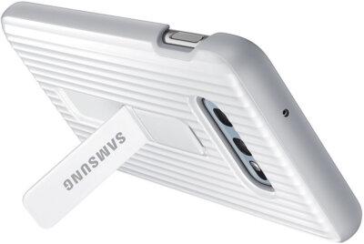 Чехол Samsung Protective Standing Cover White для Galaxy S10e G970 4
