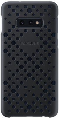 Чохол Samsung Pattern Cover Black Green для Galaxy S10e G970 1