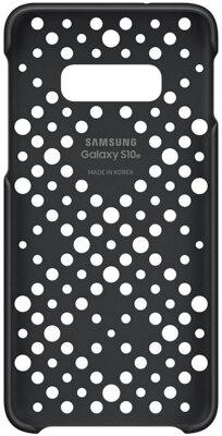 Чохол Samsung Pattern Cover Black Green для Galaxy S10e G970 3