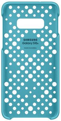 Чохол Samsung Pattern Cover Black Green для Galaxy S10e G970 4