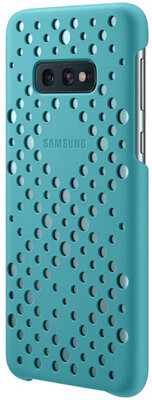 Чохол Samsung Pattern Cover Black Green для Galaxy S10e G970 5