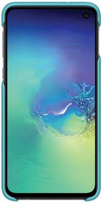 Чохол Samsung Pattern Cover Black Green для Galaxy S10e G970 7