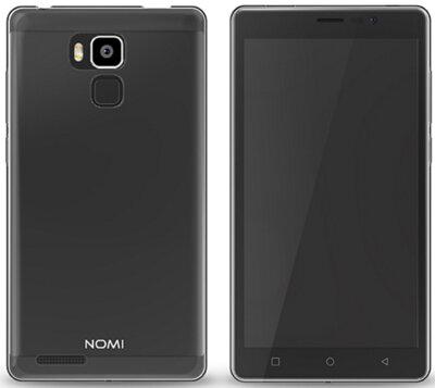 Чохол Nomi Ultra Thin TPU UTCi6030 Transparent 2