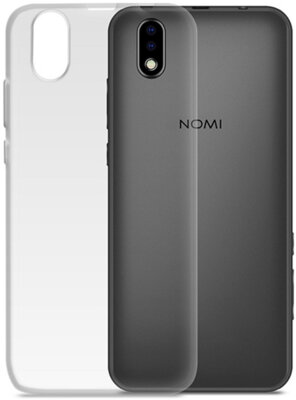 Чехол Nomi Ultra Thin TPU UTCi5710 Transparent 1