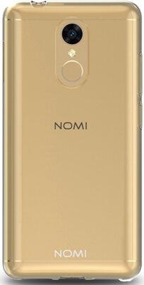 Чохол Nomi Ultra Thin TPU UTCi5050 Gold 1