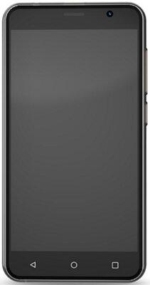 Чехол Nomi Ultra Thin TPU UTCi5001 Black 3