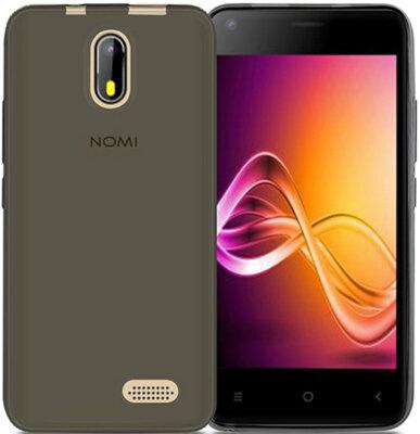 Чехол Nomi Ultra Thin TPU UTCi4500 Black 3