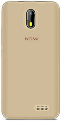 Чехол Nomi Ultra Thin TPU UTCi4500 Transparent 1
