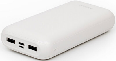 Мобильная батарея Nomi L200 20000mAh White 3