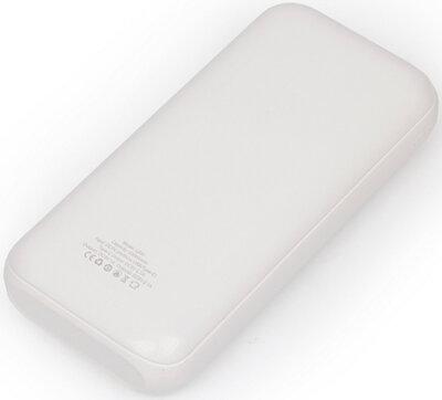 Мобильная батарея Nomi L200 20000mAh White 4