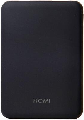 Мобільна батарея Nomi S050 5000mAh Black 1